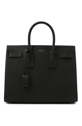Сумка Sac De Jour Small Saint Laurent синяя | Фото №7