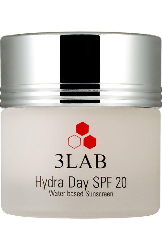 Дневное увлажняющее средство для лица с SPF20, для всех типов кожи 3LAB TL00074