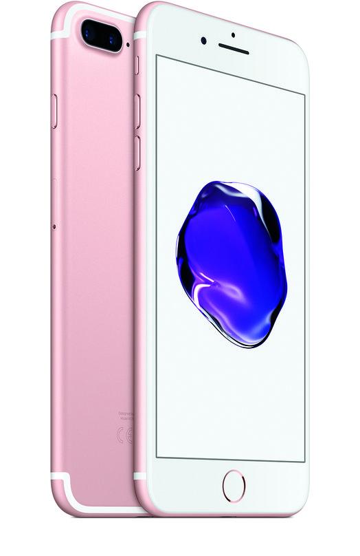 iPhone 7 Plus 128GB AppleiPhone<br>Доставка данного товара ожидается до 10 декабря.<br><br>Российский размер RU: 128<br>Пол: Женский<br>Возраст: Взрослый<br>Размер производителя vendor: 128GB<br>Цвет: Rose Gold