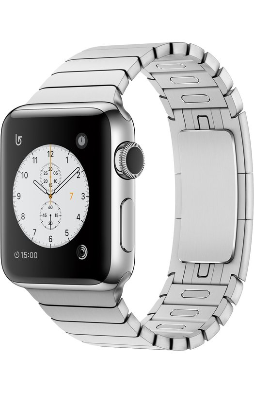 Apple Watch Series 2 38mm Silver Stainless Steel Case with Link Bracelet
