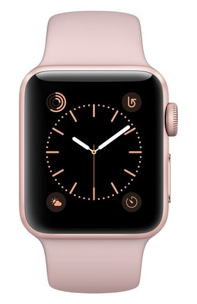 Apple Watch Series 2 38mm Rose Gold Aluminum Case Apple #color# | Фото №1