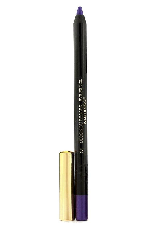 Водостойкий карандаш для глаз Crayon Yeux, оттенок 10 YSL 3365440299252