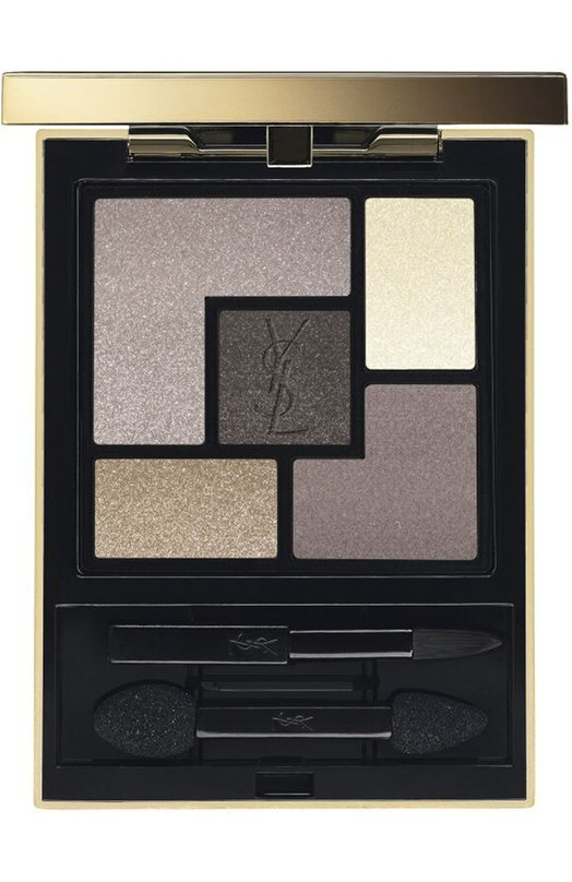 Палетка теней для век Couture Palette 13 Golden Glow YSL 3614271392817