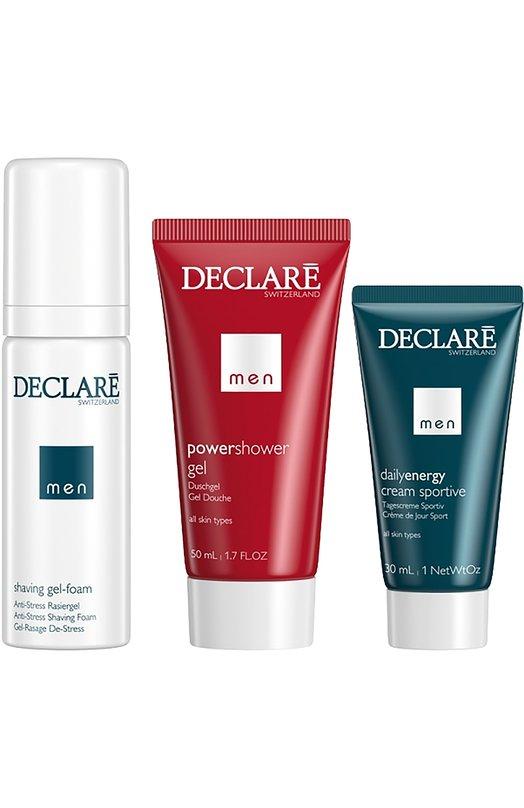 Мини-набор средств для ухода за мужской кожей Declare 5213