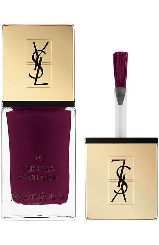 Лак для ногтей La Laque Couture, оттенок 75 YSLЛаки для ногтей<br><br><br>Объем мл: 0<br>Пол: Женский<br>Возраст: Взрослый<br>Цвет: Бесцветный