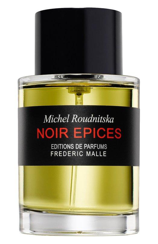 Парфюмерная вода Noir Epices Frederic MalleАроматы для женщин<br><br><br>Объем мл: 100<br>Пол: Женский<br>Возраст: Взрослый<br>Цвет: Бесцветный