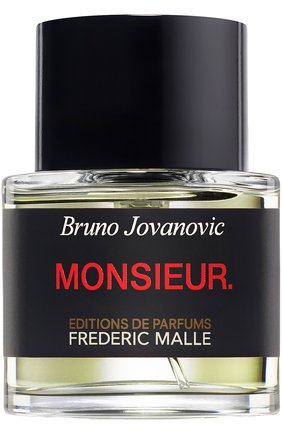Парфюмерная вода Monsieur Frederic Malle #color# | Фото №1