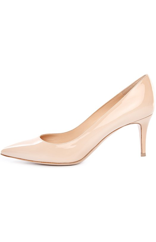 Купить Лаковые туфли Gianvito 75 на шпильке Rossi Италия 4306233 G26770/PATENT