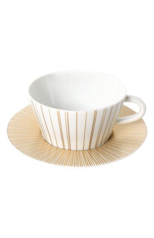 Купить Чайная чашка с блюдцем Sol Bernardaud Франция 00008941 1655/89
