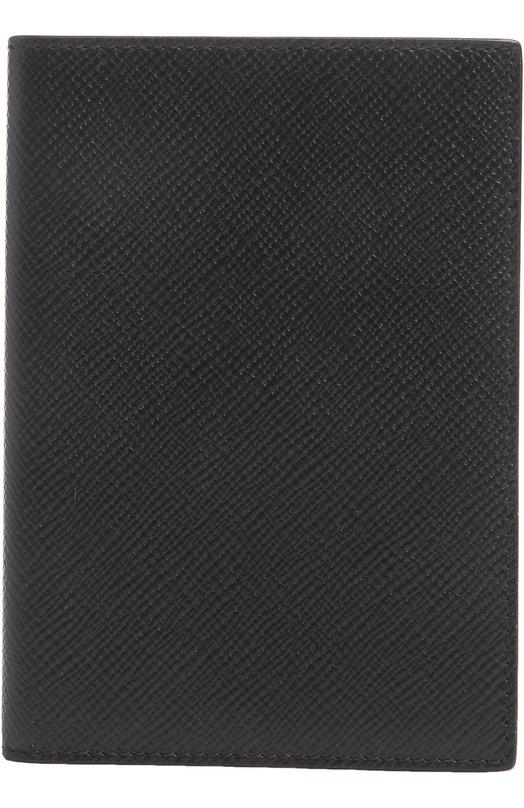 Кожаная обложка для паспорта Smythson 1011594