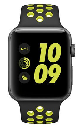 Apple Watch Nike+ 42mm Space Grey Aluminium Case Apple #color# | Фото №1