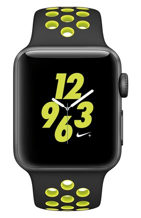 Apple Watch Nike+ 38mm Space Grey Aluminium Case Apple #color# | Фото №1