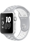 Apple Watch Nike+ 42mm Silver Aluminium Case Apple #color# | Фото №1