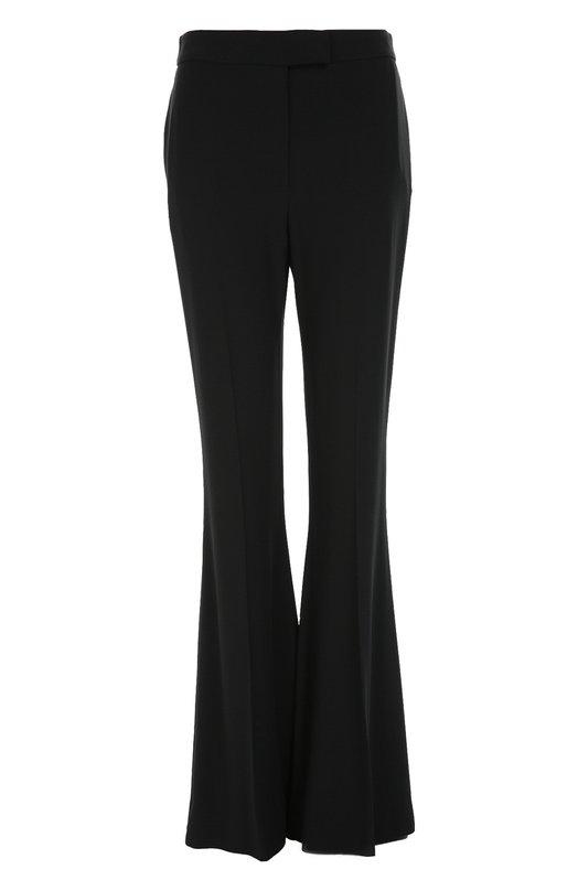 Расклешенные брюки со стрелками Alexander McQueen 436992/QHE40