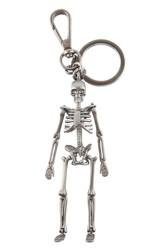 Брелок для ключей в виде скелета Alexander McQueen 312360/J160R
