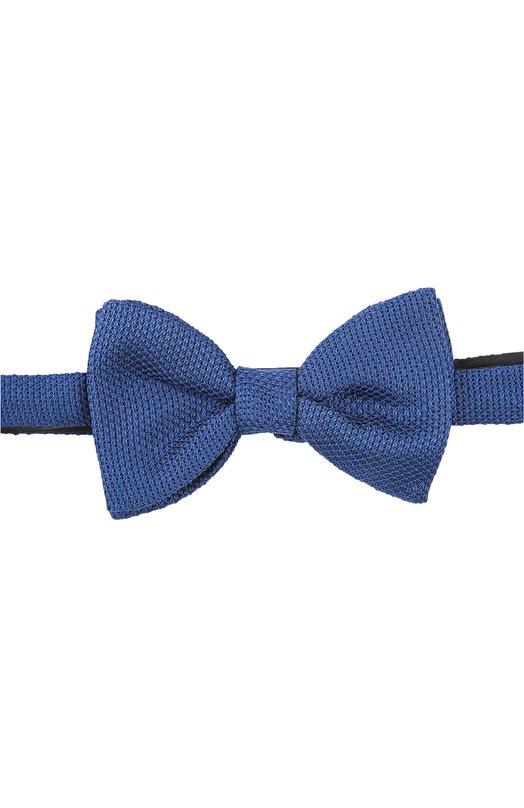 Шелковый галстук-бабочка Lanvin 1900/B0W TIE