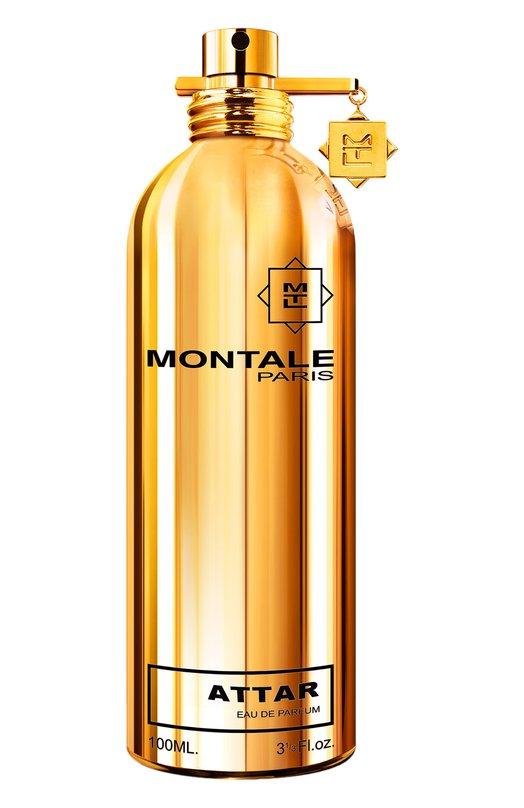 Парфюмерная вода Attar MontaleАроматы для мужчин<br><br><br>Объем мл: 50<br>Пол: Женский<br>Возраст: Взрослый<br>Цвет: Бесцветный