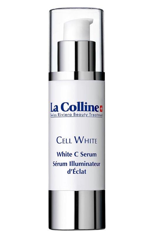 Купить Сыворотка для лица отбеливающая White C Serum La Colline, 3043N, Швейцария, Бесцветный