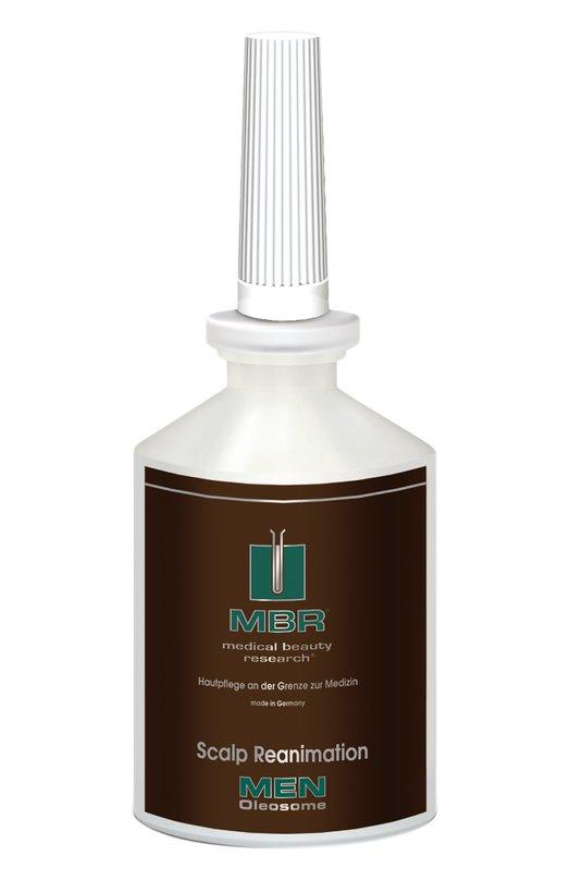Мужской восстанавливающий тоник для волос Oleosome Scalp Reanimation Medical Beauty Research 1711/MBR