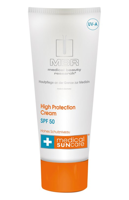Солнцезащитный крем для лица SPF 50 Sun Care High Protection Medical Beauty Research 1812/MBR