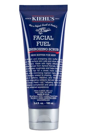 Мужской скраб для лица Facial Fuel Kiehl`s #color# | Фото №1