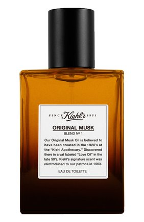Туалетная вода Original Musc Kiehl`s #color# | Фото №1