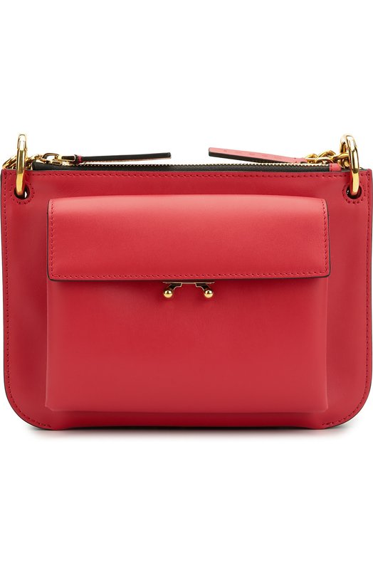 Двухцветная сумка Pocket Marni BNMPU05XU0LV589
