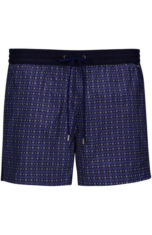 Плавки-шорты с накладным карманом Brioni N206/P4807