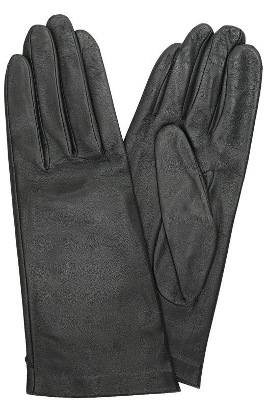 Кожаные перчатки с подкладкой из шелка Agnelle KATE/S