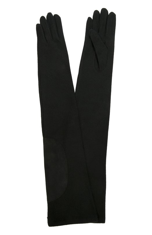 Удлиненные перчатки из шерсти и кашемира Agnelle C0UDIERE