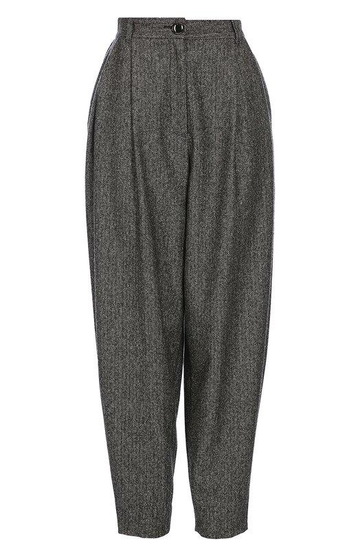 Укороченные брюки-бананы с карманами Dolce & Gabbana 0102/FTANRT/FCMBT