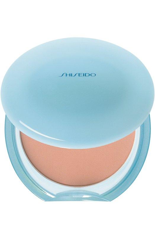 Матирующая компактная пудра без содержания масел оттенок 10, cменный блок Shiseido 16721SH