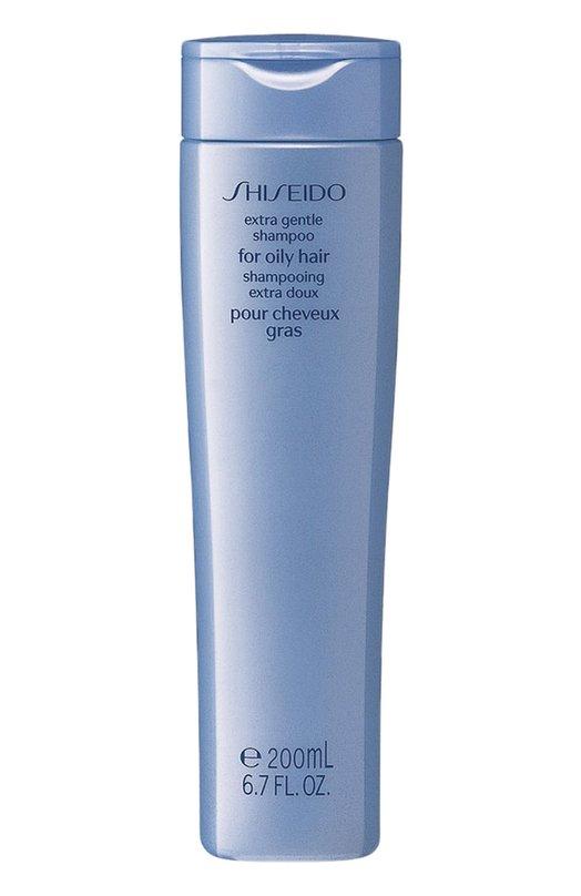 Мягкий шампунь Extra Gentle для жирных волос Shiseido 70131SH