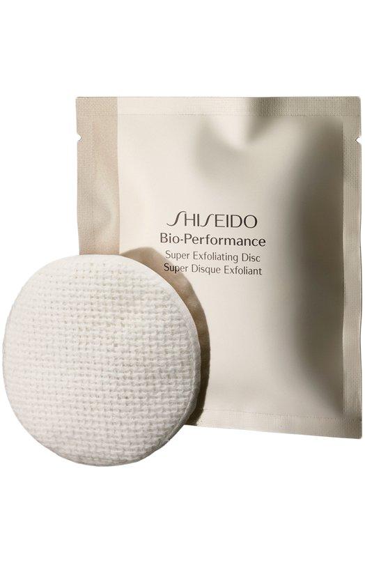 Отшелушивающие диски Bio-Performance с антивозрастным эффектом Shiseido 11303SH