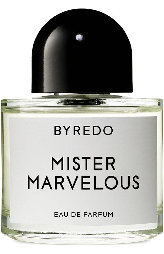 Парфюмерная вода Mister Marvelous Byredo BR807349