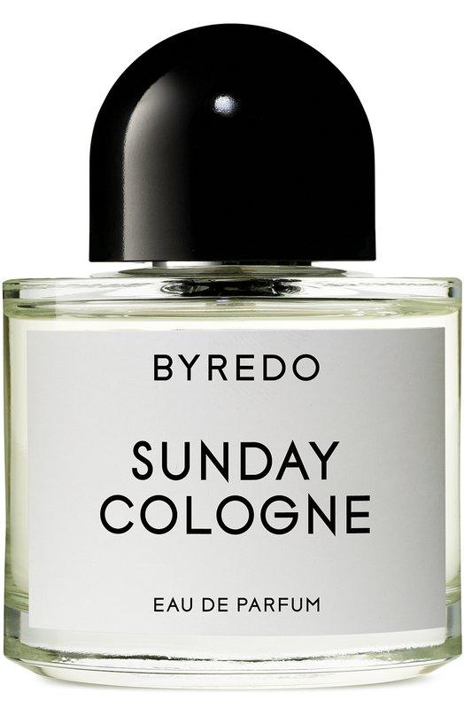 Парфюмерная вода Sunday Cologne Byredo BR807394