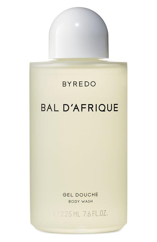 Гель для душа Bal DAfrique ByredoСредства для душа и ванны<br><br><br>Объем мл: 225<br>Пол: Женский<br>Возраст: Взрослый<br>Цвет: Бесцветный