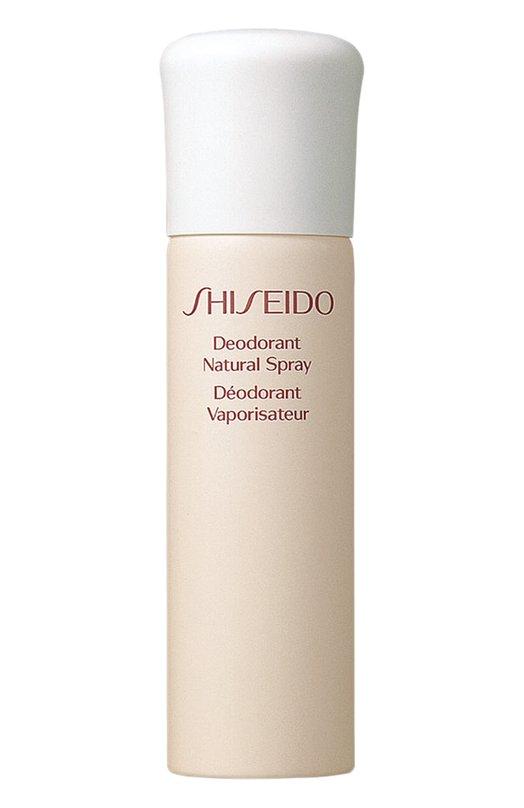 Натуральный дезодорант-спрей Shiseido 11101SH