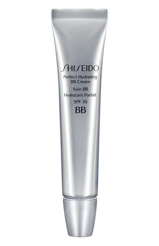 Купить Крем BB Идеальное увлажение, оттенок Светлый Shiseido, 11008SH, Япония, Бесцветный