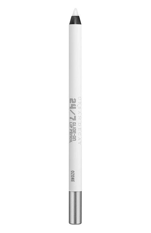 Карандаш для губ 24/7, оттенок Ozone Urban DecayКарандаши для губ<br><br><br>Объем мл: 0<br>Пол: Женский<br>Возраст: Взрослый<br>Цвет: Бесцветный