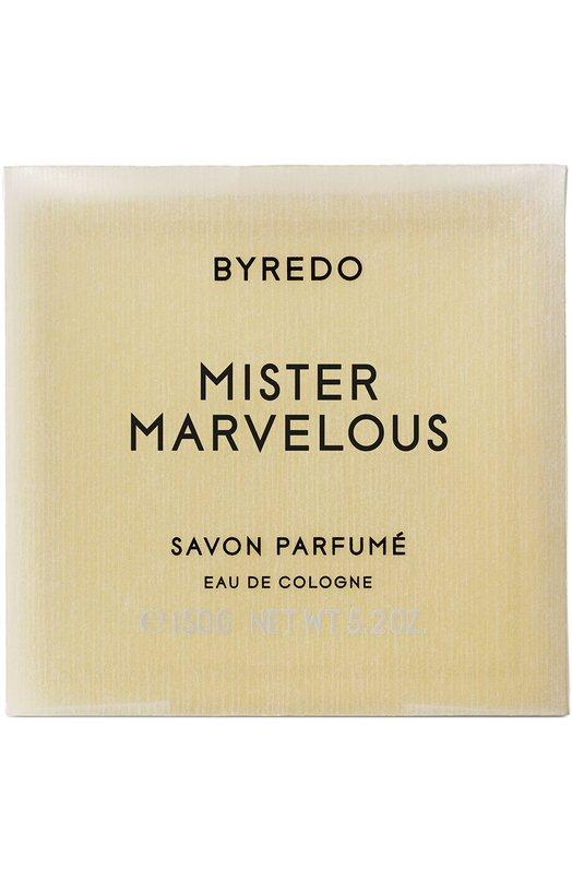 Парфюмированное мыло Mister Marvelous Byredo BR808666