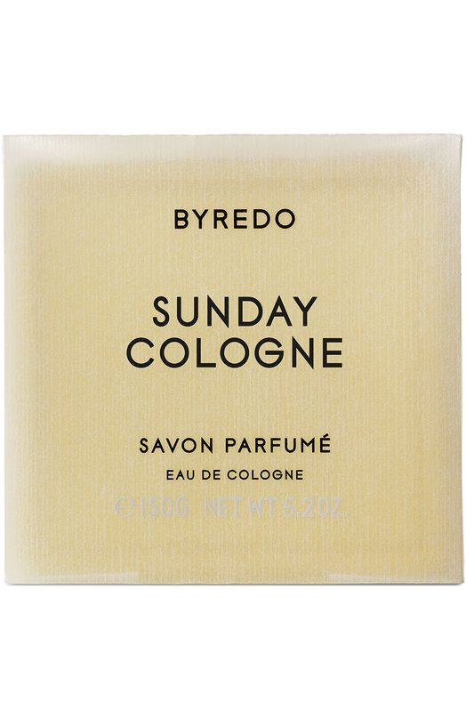��������������� ���� Sunday Cologne Byredo BR808667