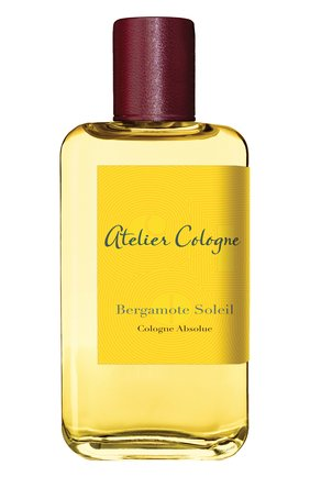 Парфюмерная вода Bergamote Soleil Atelier Cologne #color# | Фото №1