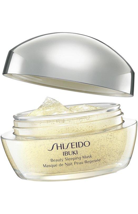 Ночная восстанавливающая маска Ibuki ShiseidoМаски / Ампулы<br><br><br>Объем мл: 80<br>Пол: Женский<br>Возраст: Взрослый<br>Цвет: Бесцветный