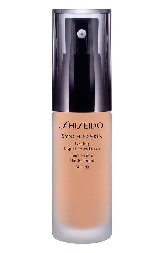 Устойчивое тональное средство Synchro Skin, оттенок Neutral 2 Shiseido 13120SH