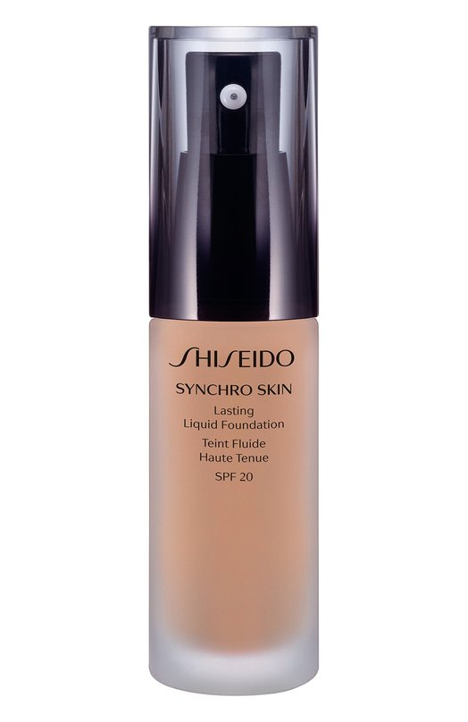Устойчивое тональное средство Synchro Skin, оттенок Neutral 3 ShiseidoТональные средства<br><br><br>Объем мл: 30<br>Пол: Женский<br>Возраст: Взрослый<br>Цвет: Бесцветный