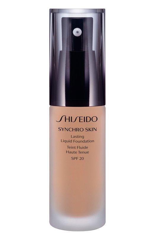 Устойчивое тональное средство Synchro Skin, оттенок Neutral 3 Shiseido 13121SH