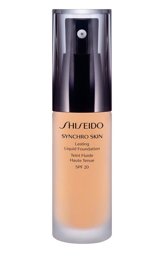 Устойчивое тональное средство Synchro Skin, оттенок Golden 2 Shiseido 13130SH
