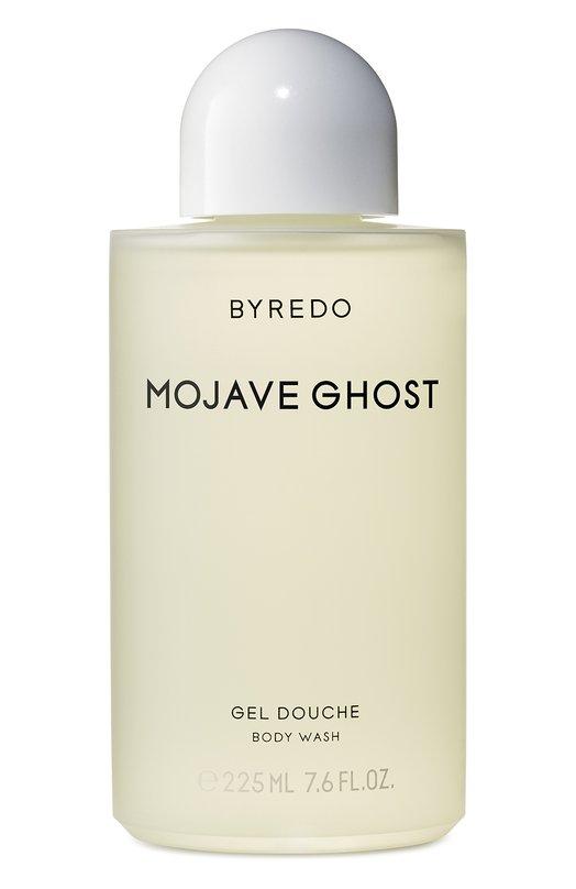 Гель для душа Mojave Ghost ByredoСредства для душа и ванны<br><br><br>Объем мл: 225<br>Пол: Женский<br>Возраст: Взрослый<br>Цвет: Бесцветный
