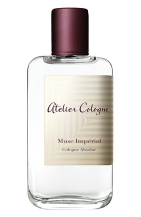 Парфюмерная вода Musc Imperial Atelier Cologne | Фото №1
